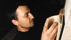 Matei Bejenaru_Vorbind_Performance   Chisinau_1998